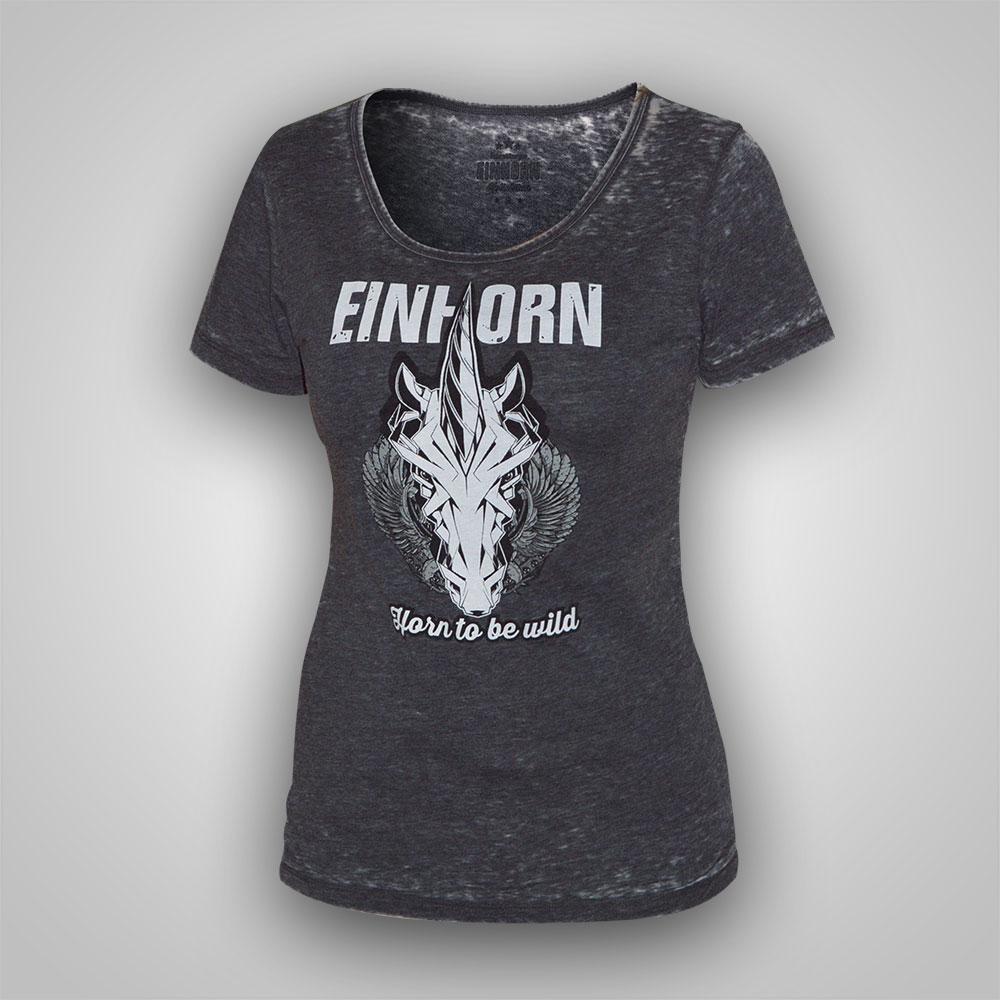 Einhorn T-Shirt Damen