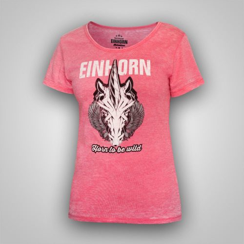 pinkes Einhorn T-Shirt